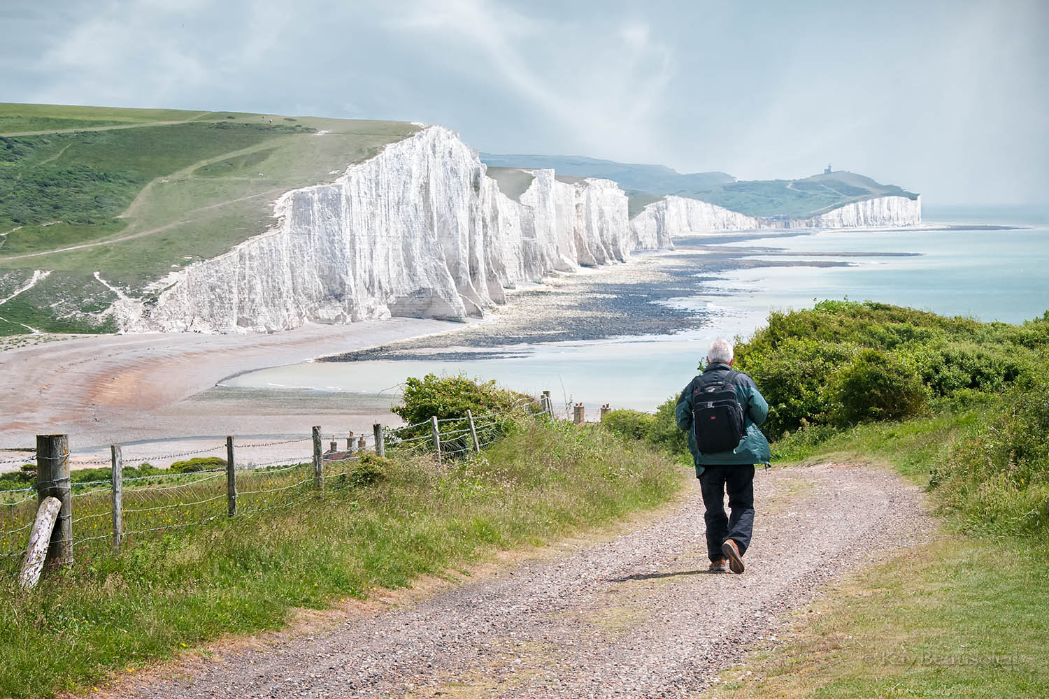 A Sense of Place:  TO THE WHITE CLIFFS