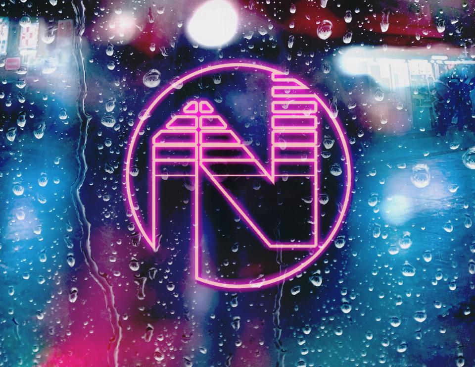 Neotropolis neon logo