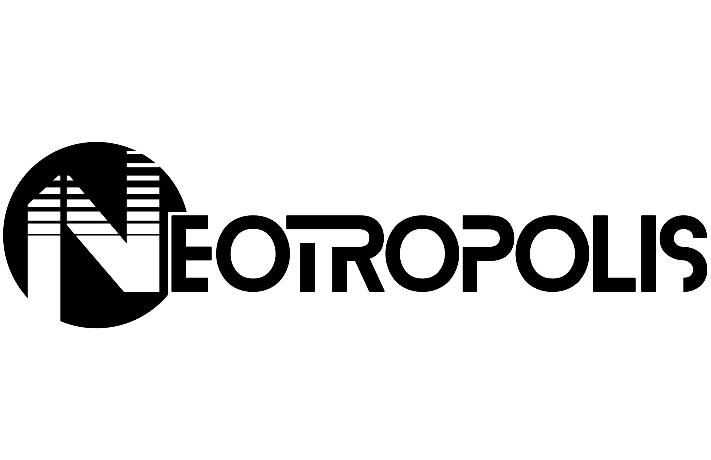 Neotropolis bar logo