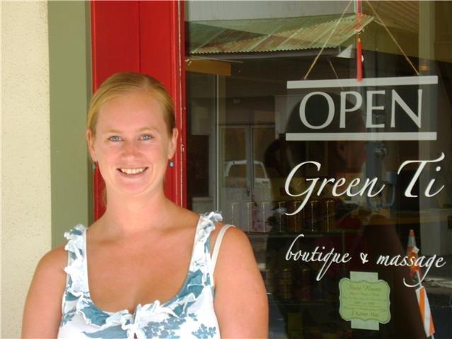 Green Ti Massage