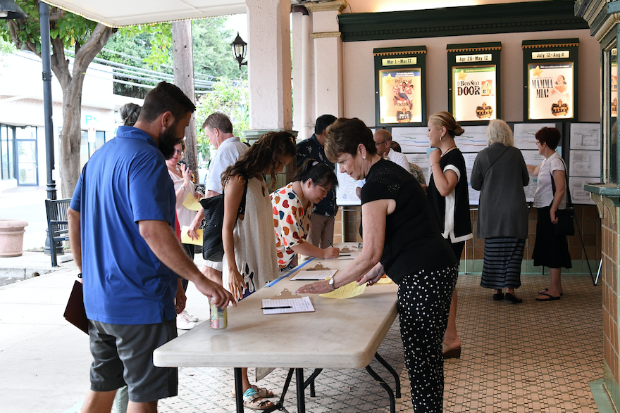 During the previous community meeting held on June 20, 2019, the County of Maui, Department of Management shared the latest construction schedule for the Wailuku Town improvement projects and detailed its efforts to minimize impacts on the surrounding neighborhood.