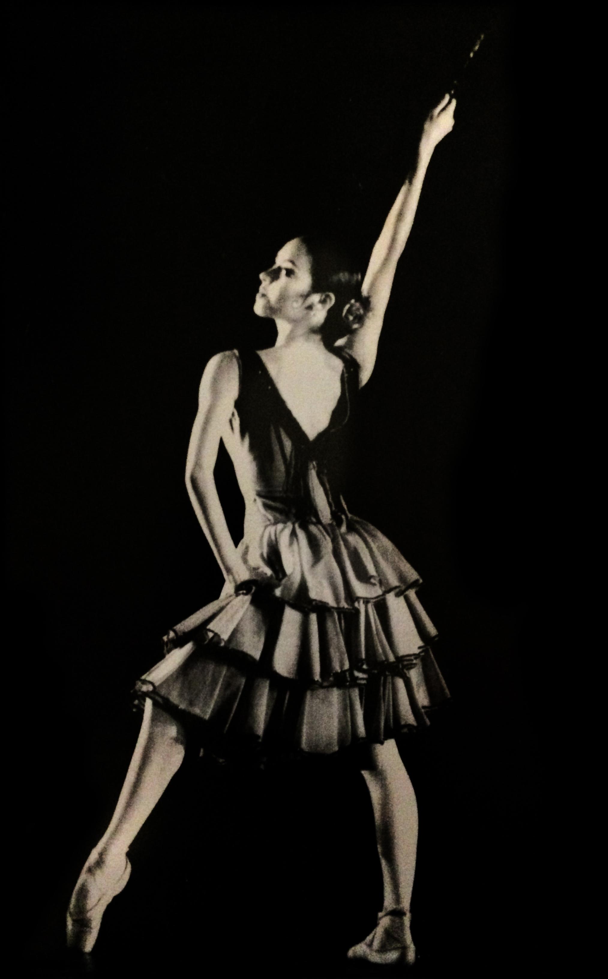 Concurso Nacional de Danza Clásica. CD México. (16 años)