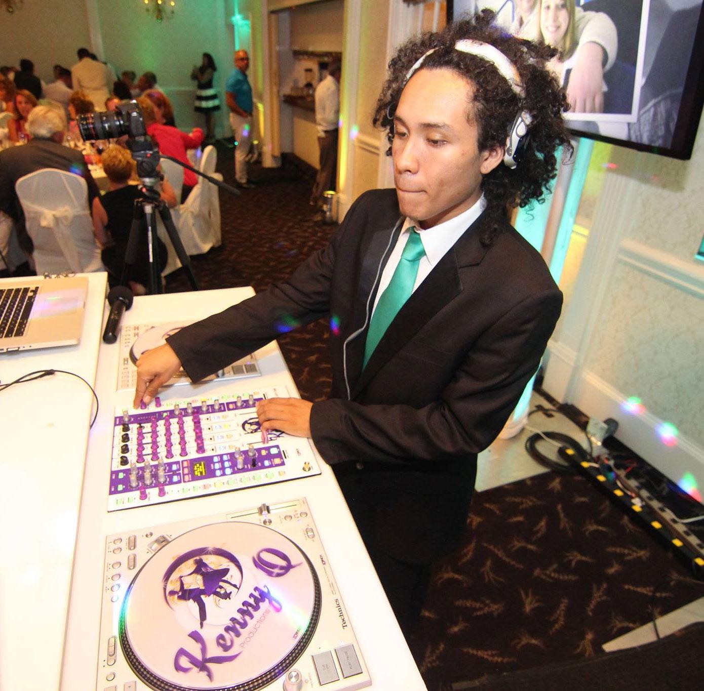 Kenedi Quintero - DJ/Master of Ceremonies