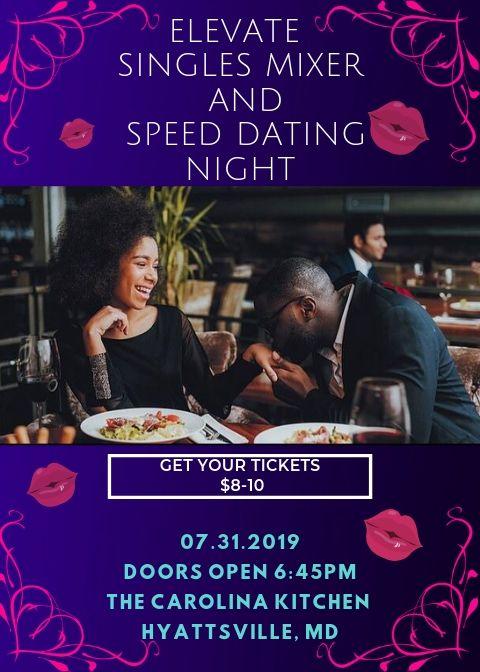 la speed dating dc naděje na datování eng sub