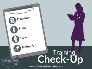 Training Check-Up