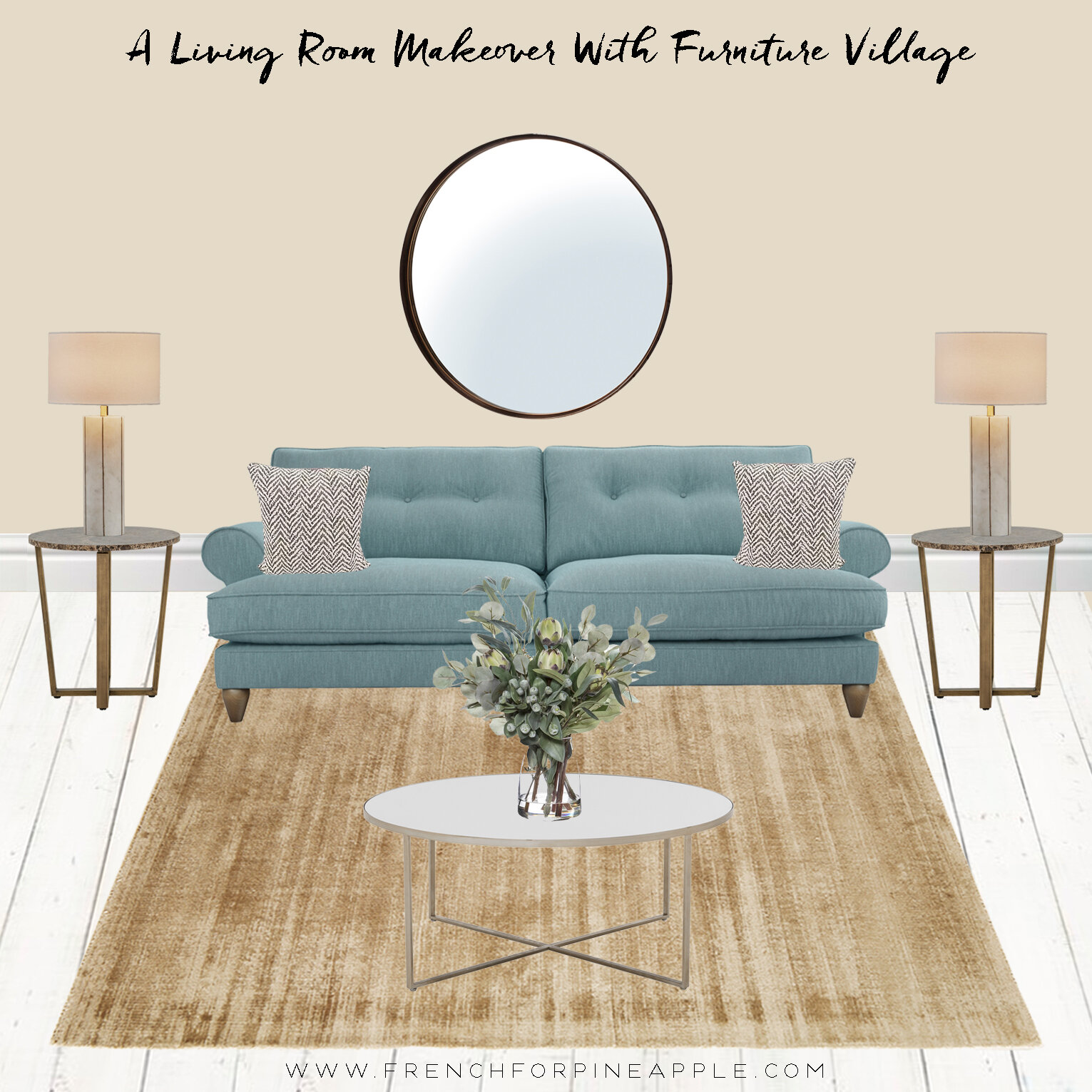 A Black Friday Living Room Makeover With Furniture Village