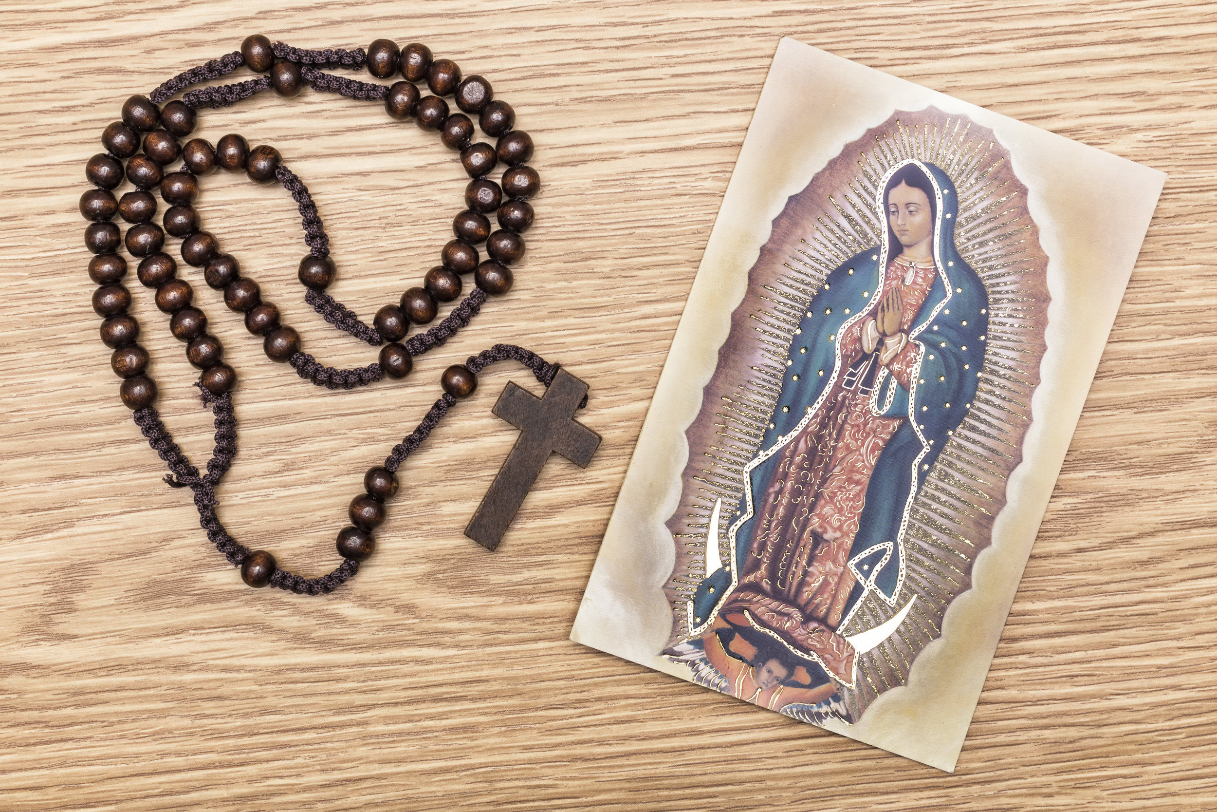 Our Lady of Guadalupe -