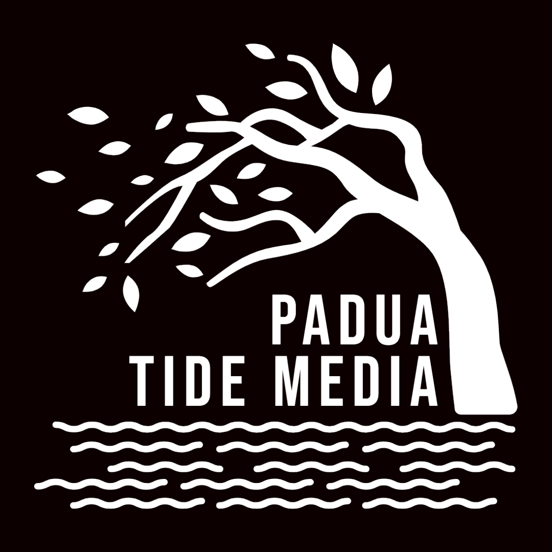 Media Team - Padua Tide Media is a multi-discipline group of parishioners who use multiple forms of media to promote the mission of the Church.