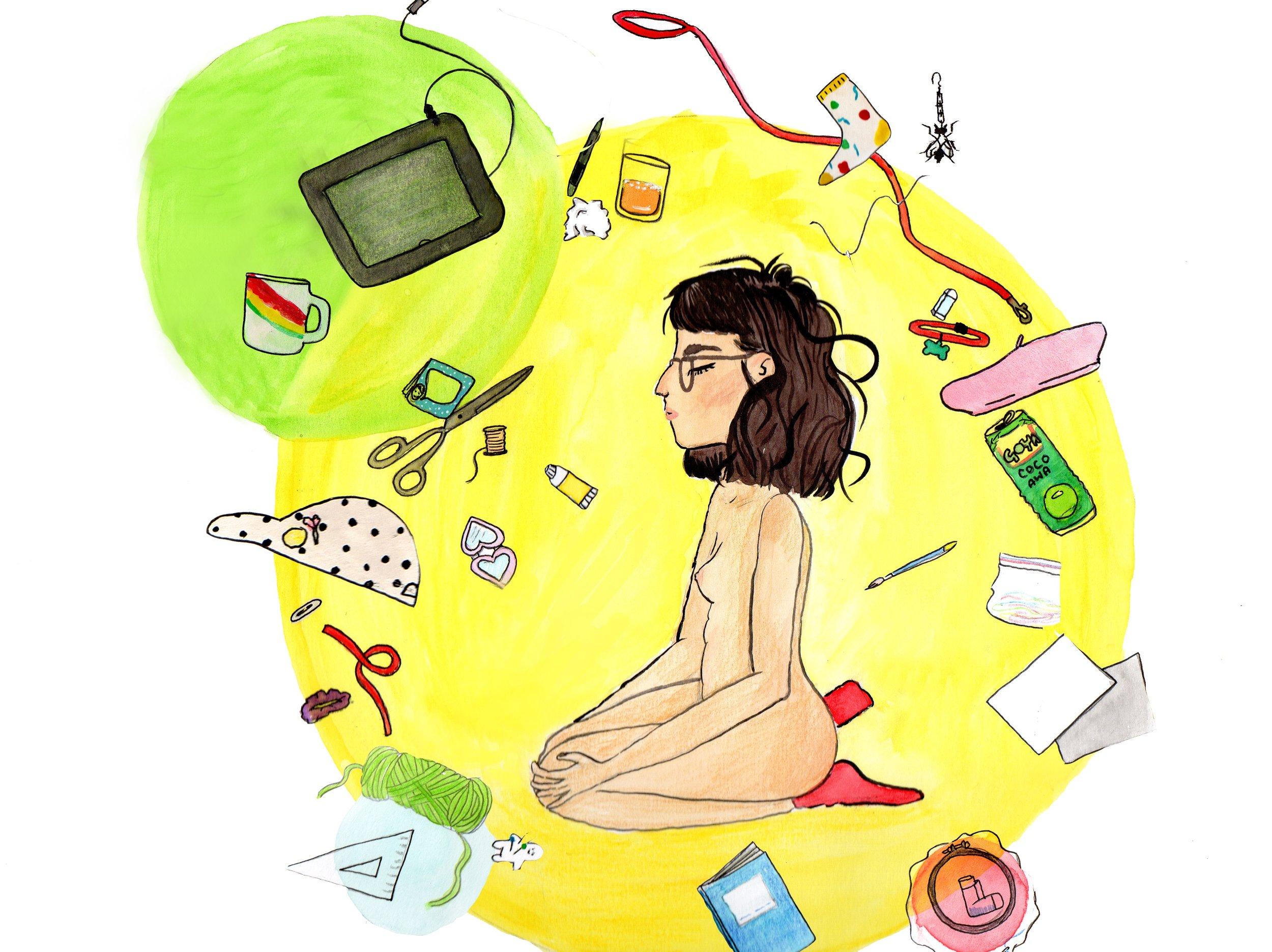 Meditated Mess