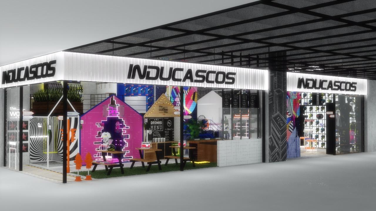 Local Inducascos Centro Comercial Viva Envigado -