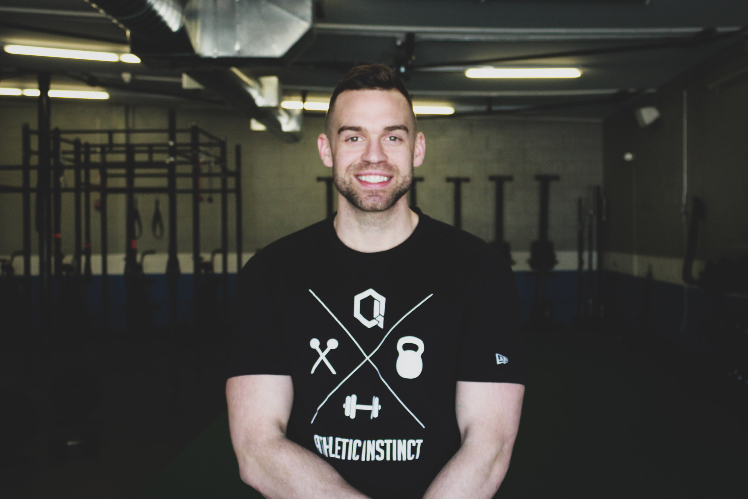 Ben Trainer Profile Image