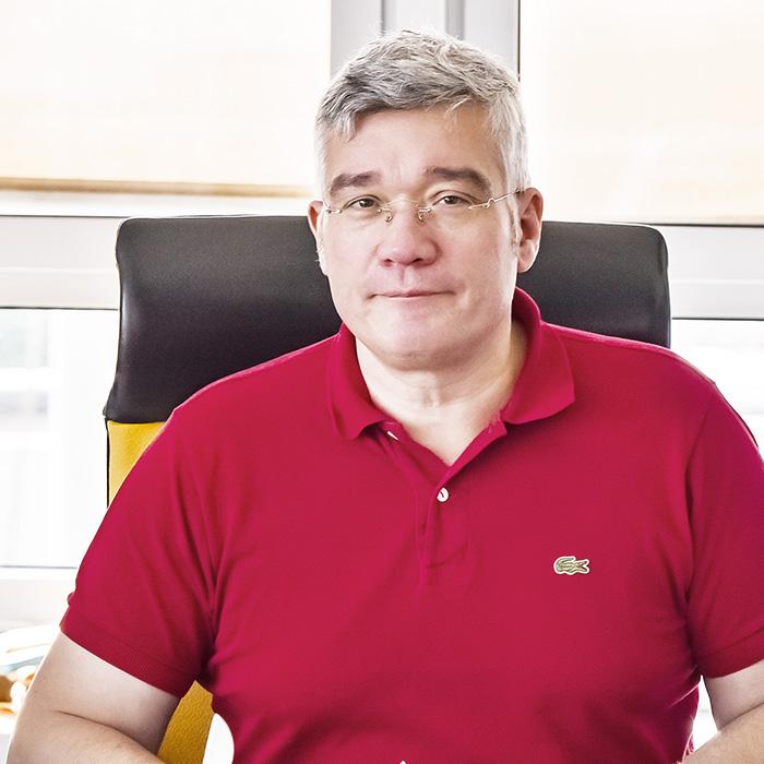 Steuerberater und Mediator Michael Eichhorn