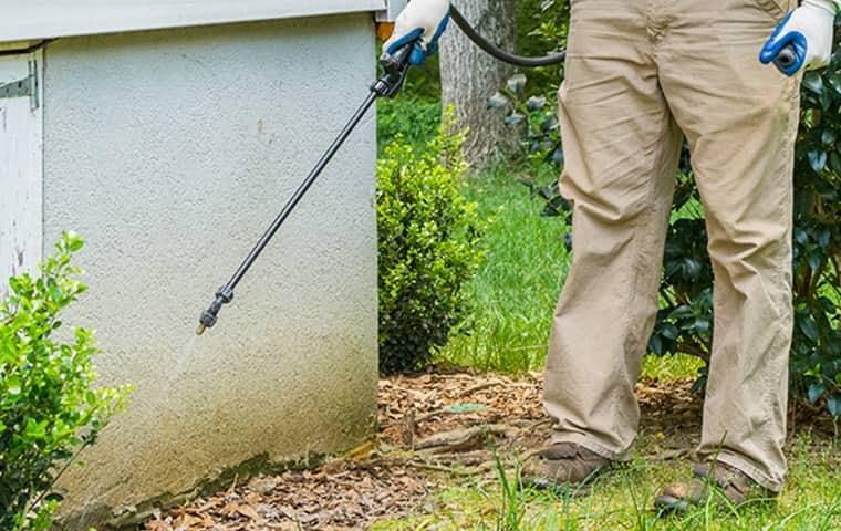 Treatment - After we've performed this initial inspection, we'll begin your initial treatment based on which of our plans you chose. During this visit, we'll put your pest control protection plan into place which will include treating areas both inside and outside your home.
