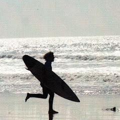 Sacha Prés de la plage d'agadir