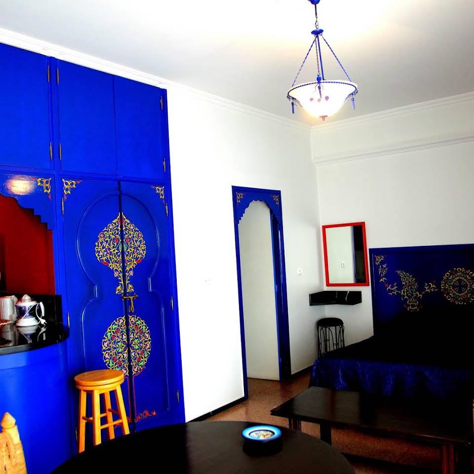 Studio Supérieur avec balcon