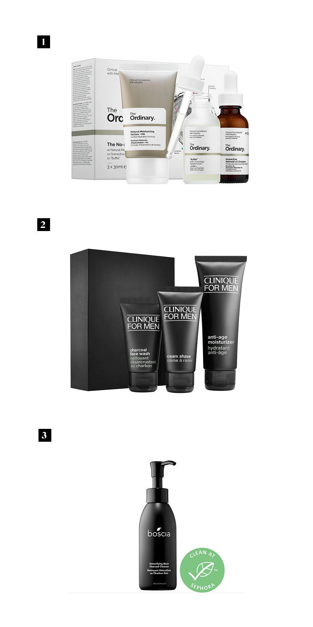best skincare for men