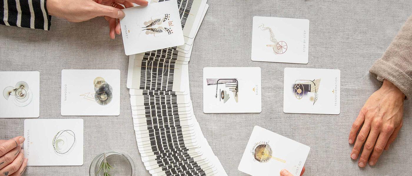 Beste Meet the Creator, Inner Compass Cards — Desert Hue XY-47