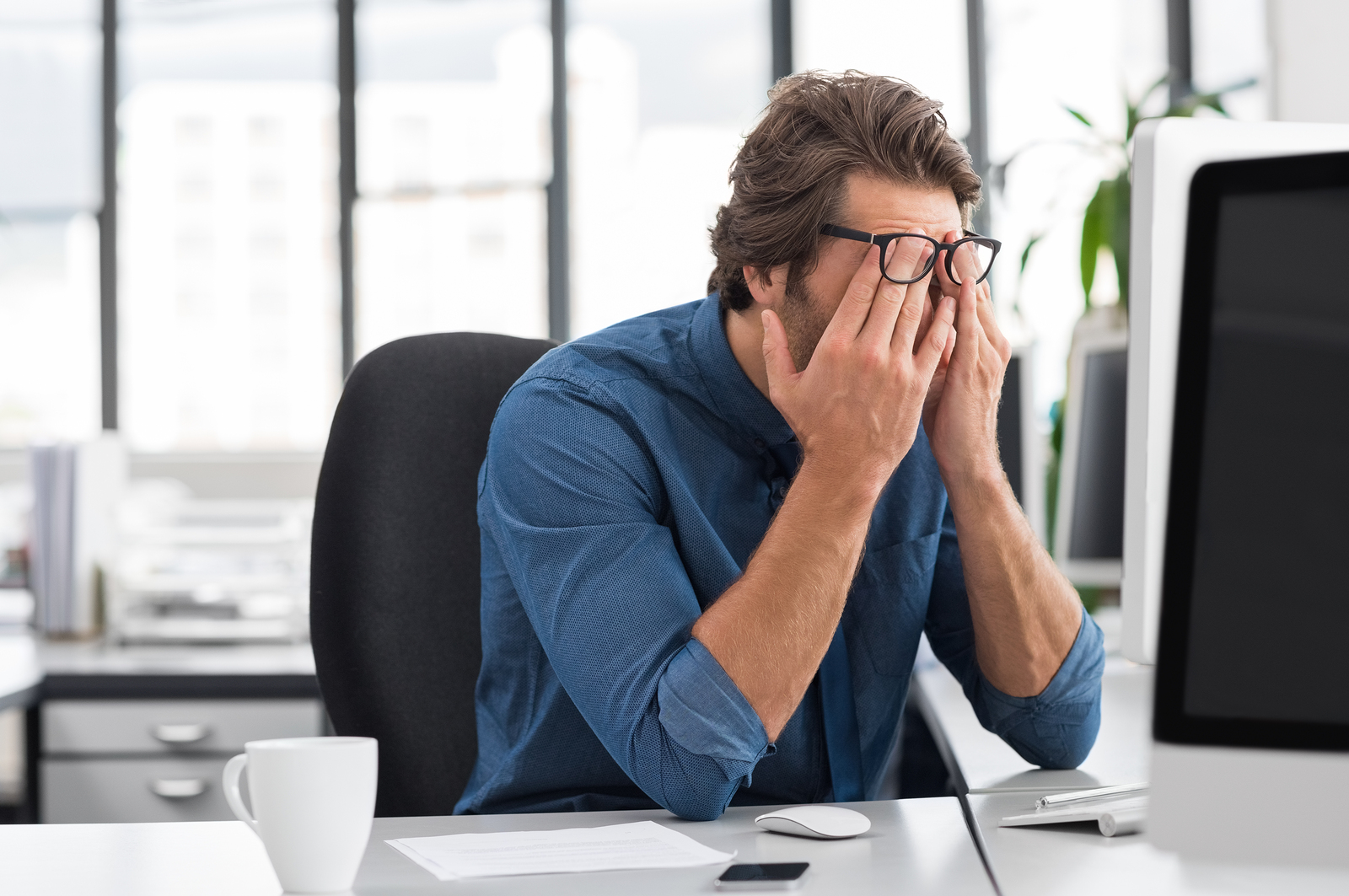 We help stressed out entrepreneurs - In the world today, 99% of entrepreneurs are exhausted, stressed out, easily distracted, working harder and harder with little to show, and looking and feeling significantly older as they age.