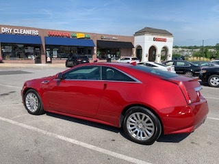 There is nothing better than seeing your car look brand new again!!!  David - Kansas City, Missouri