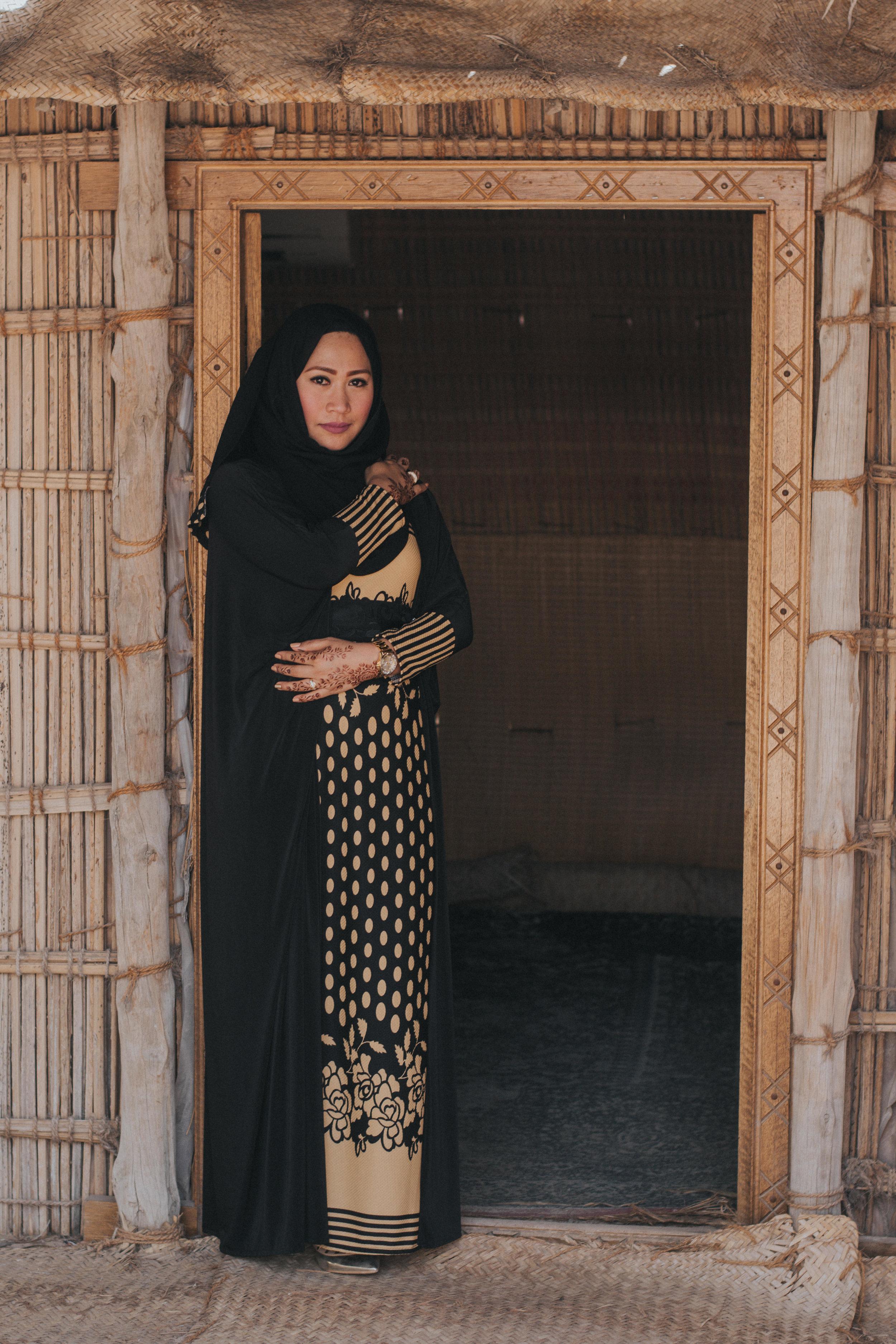 Abu Dhabi Fashion Photography