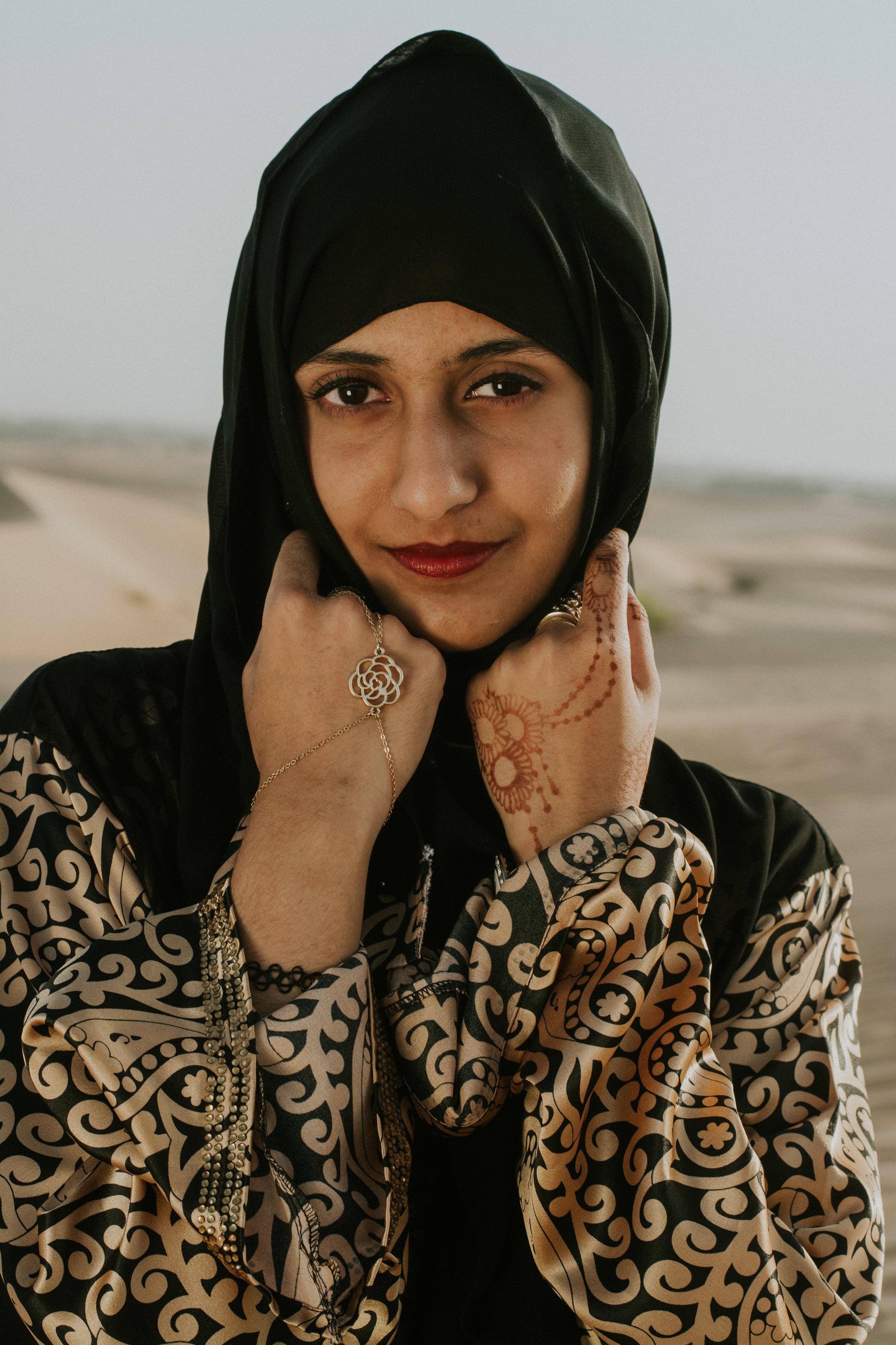 abu dhabi fashion photographer