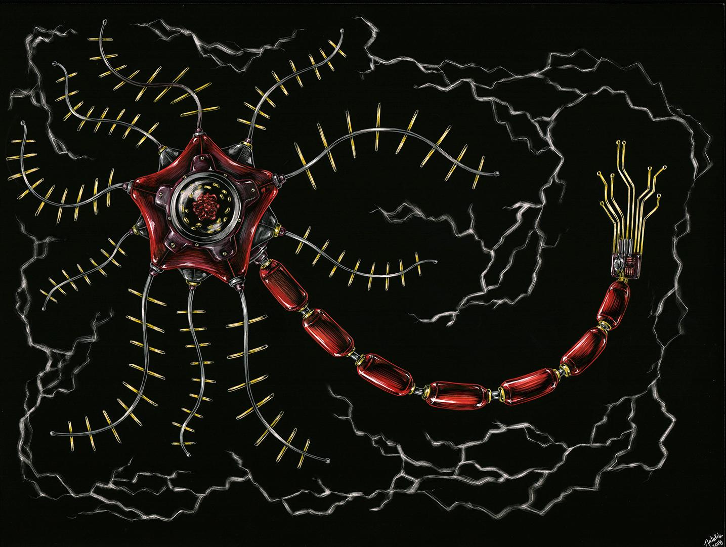 Artificial Brain Neuron