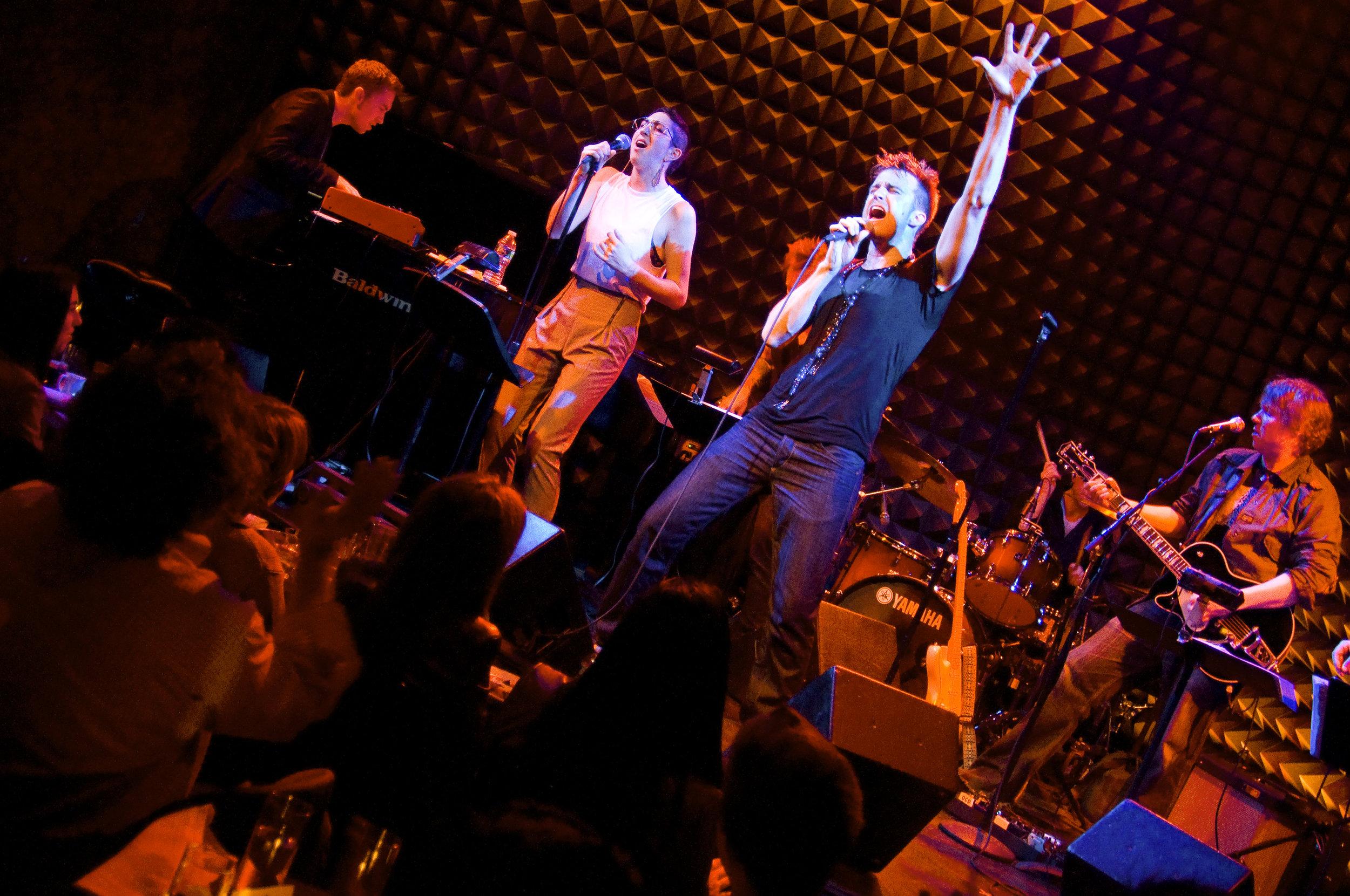 - JOE'S PUB · New York, NY · Photo by Monica Simoes