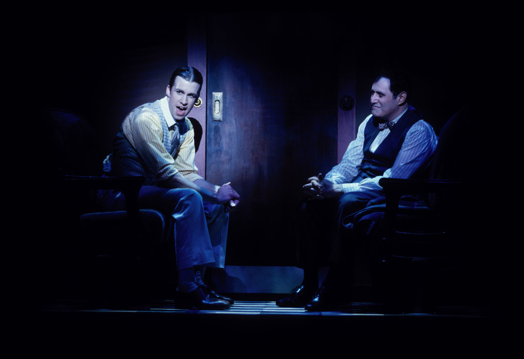 - BOUNCE · Gavin Creel and Richard Kind · Photo by The Kennedy Center