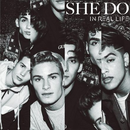 "Boyband, In Real Life, drop debut album, ""She Do."""