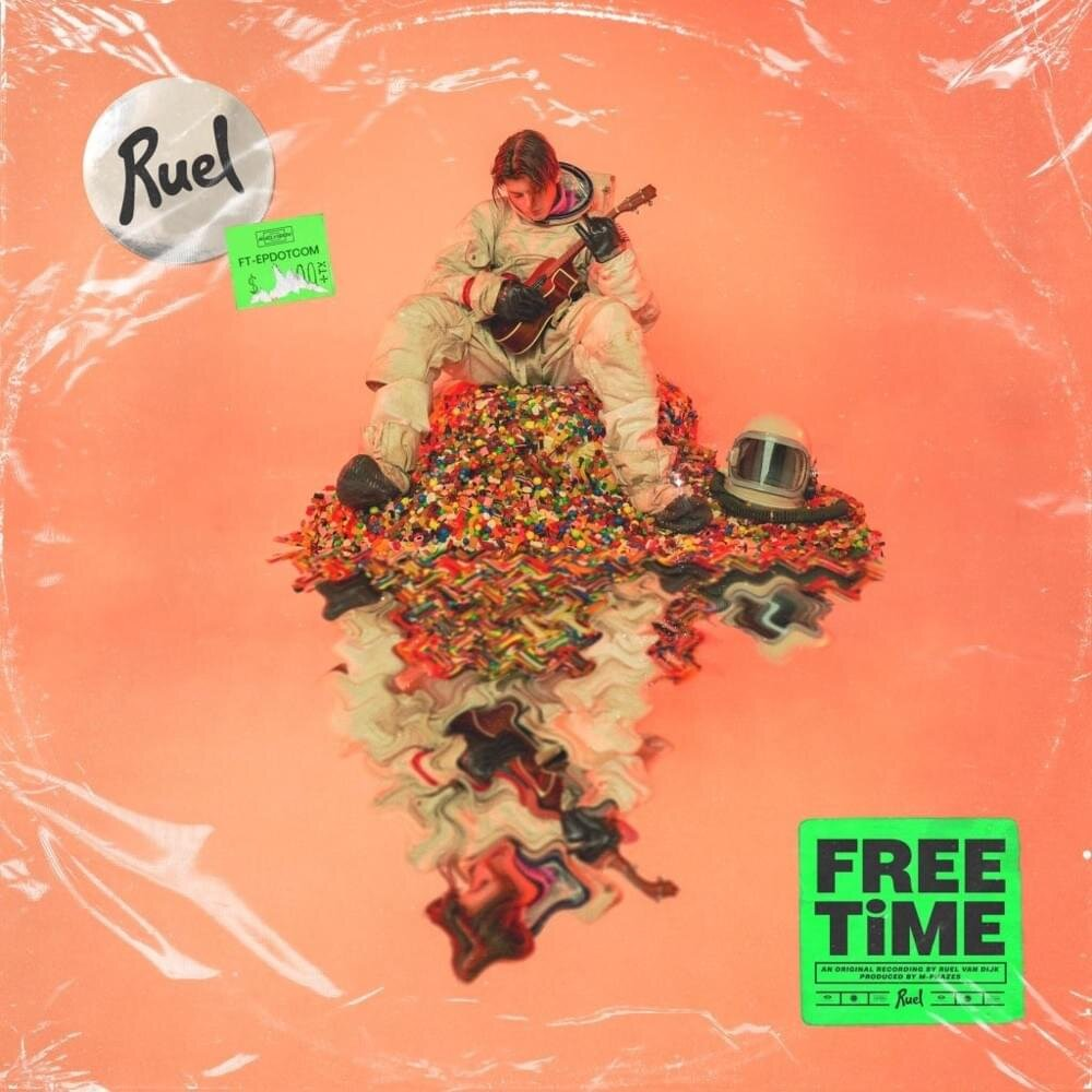 """Ruel's newest musical creation, EP """"Free Time"""""""