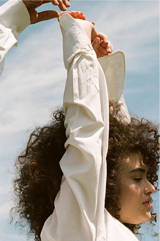 Teen Vogue:A Fight for New York City's Ban on Natural-Hair Discrimination - Professor Doris