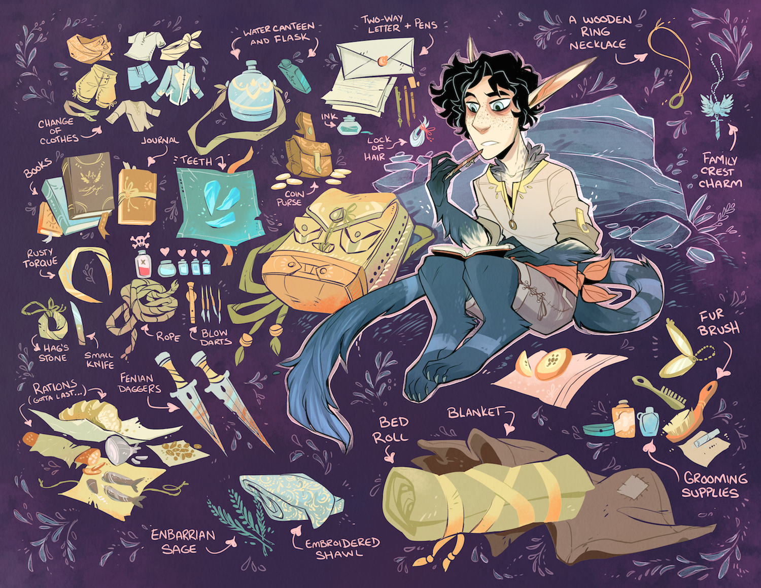 DnD - Whats In Vals Bag on Fenian.png