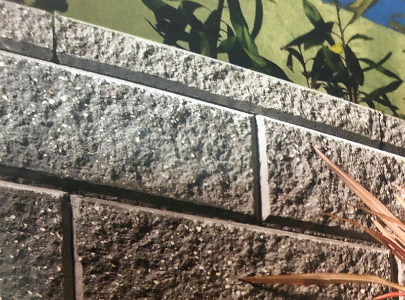 Boral and Best Garden Wall Blocks