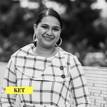 Sandhya sriram - CEO Shiok Meats