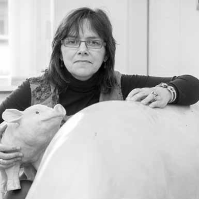 Ann de greed  - Director at Global Action in the Interest of Animals (GAIA)