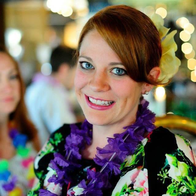 Jenna O'Brien - Production Manager