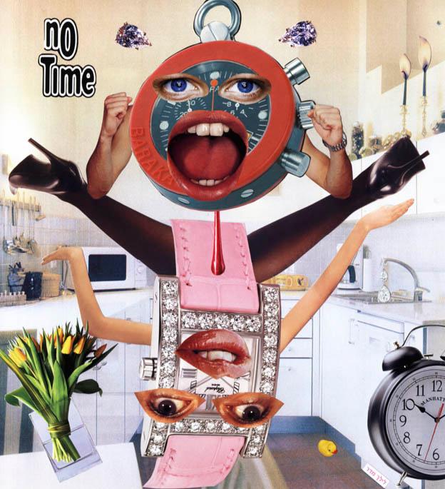 Forno Issue #4: Intercourse (Collage)