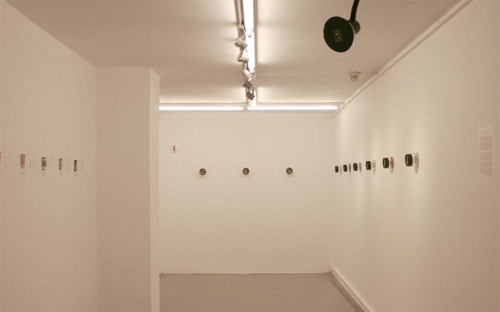 An Eye for an Eye, August 2015, The Artist House (Elharizi), Tel-Aviv, Israel. Curator: Yanay Geva
