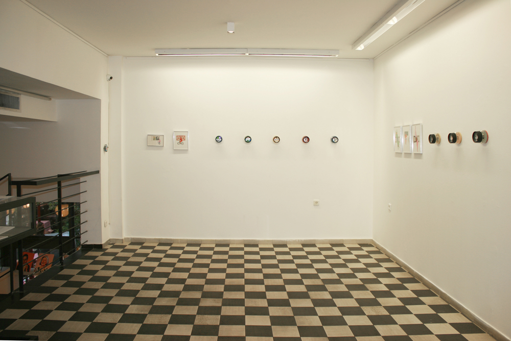 The International Style, September 2016, The Bauhaus Center Gallery, Tel-Aviv, Israel. Curator: Yanay Geva