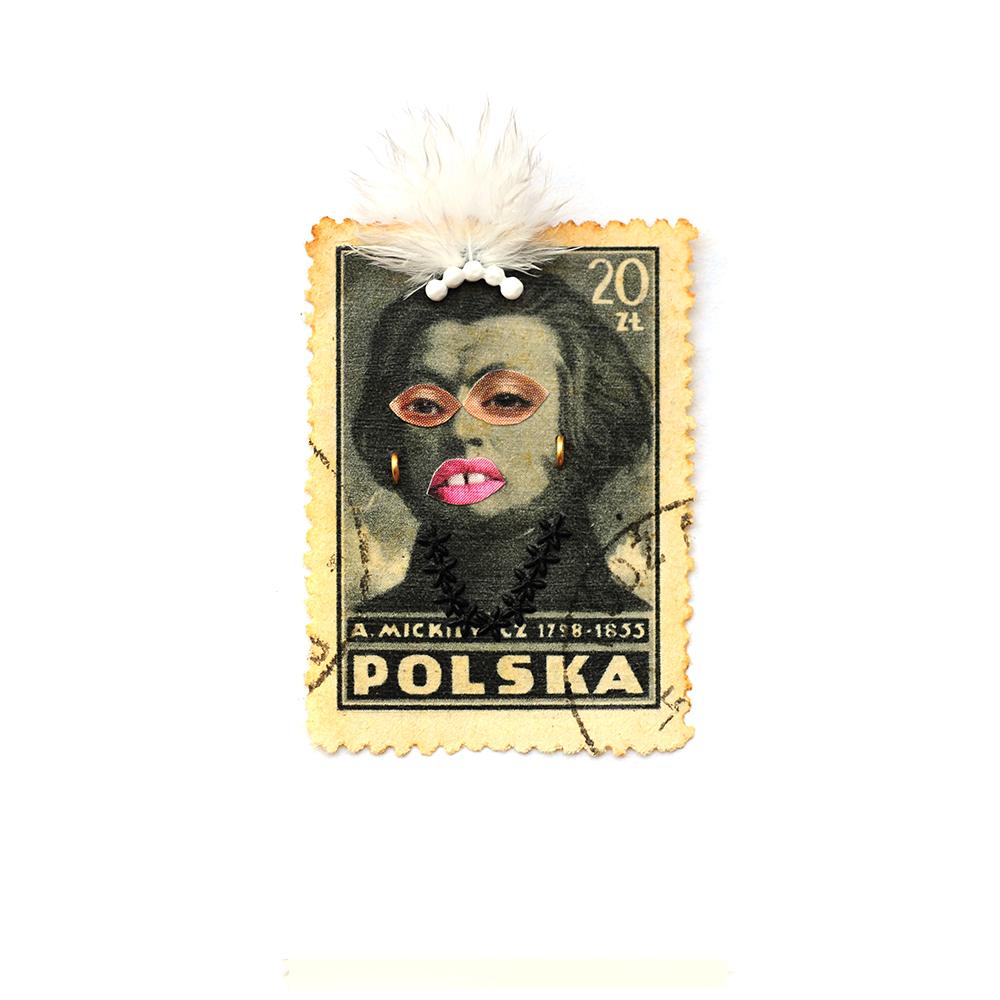 Polska Poet, 2016, Private Collection.