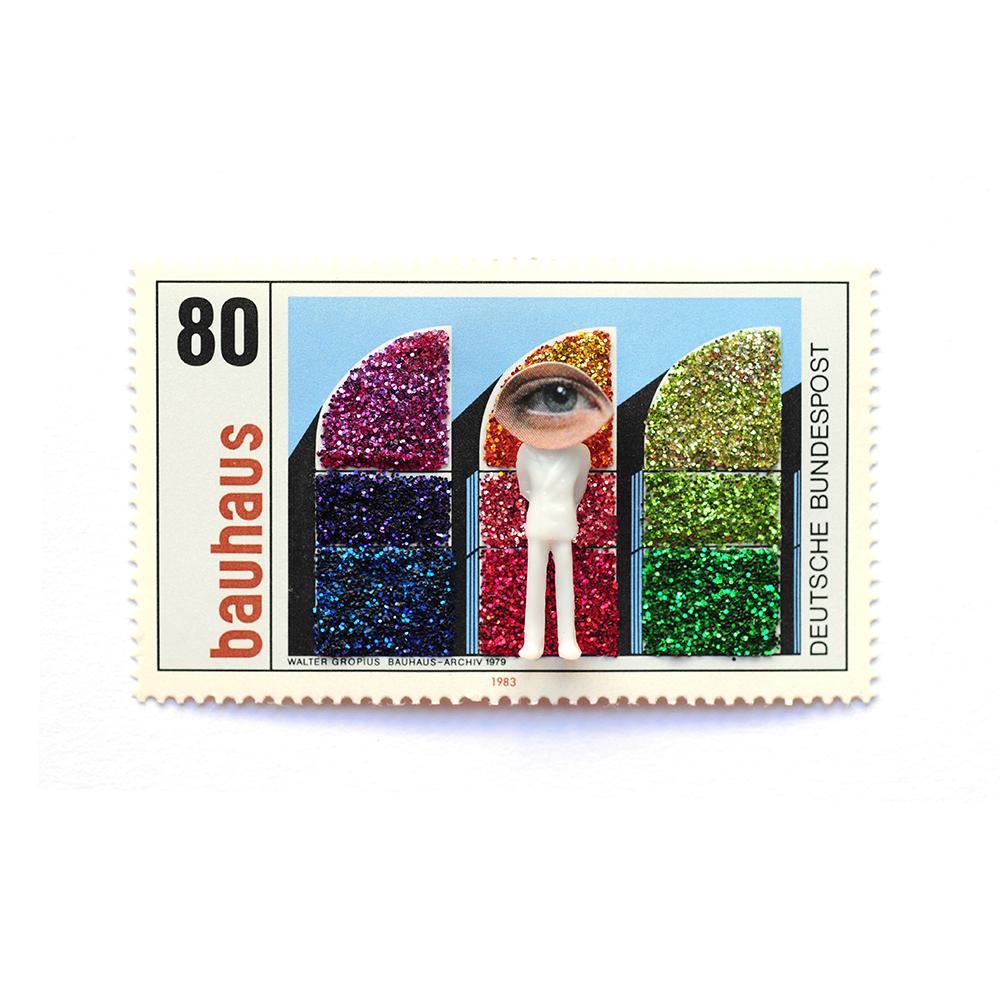 Bauhaus Trio, 2015, Private Collection.