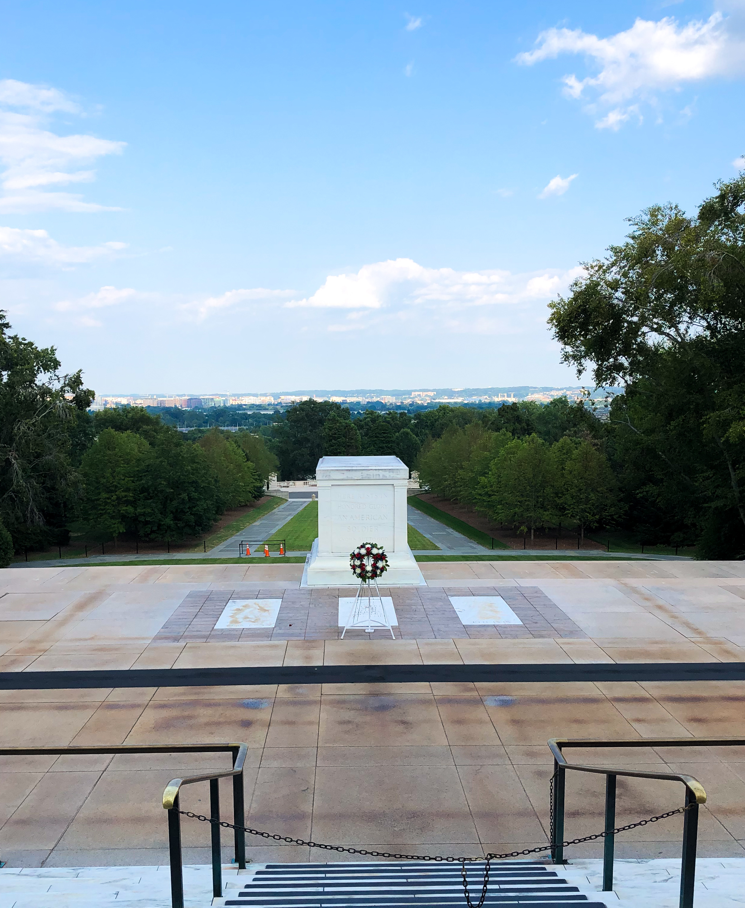 Arlington Cemetery: The Unknown Soldier