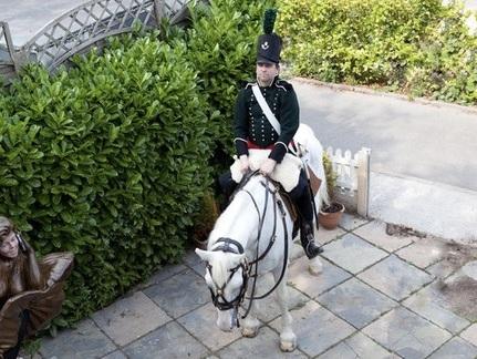 Horseman… - Hollyoaks, C4.