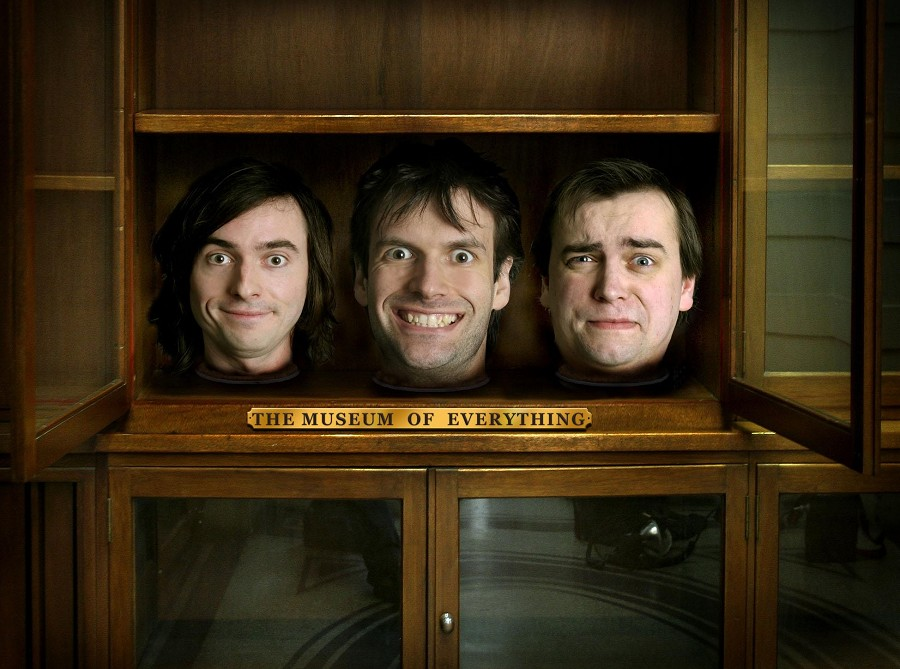 Head in a box… - The Museum of Everything, Radio 4