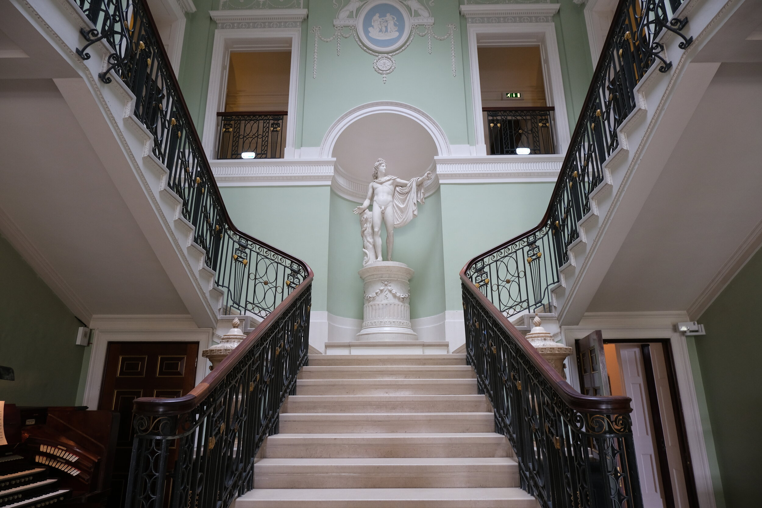 Sledmere House Staircase
