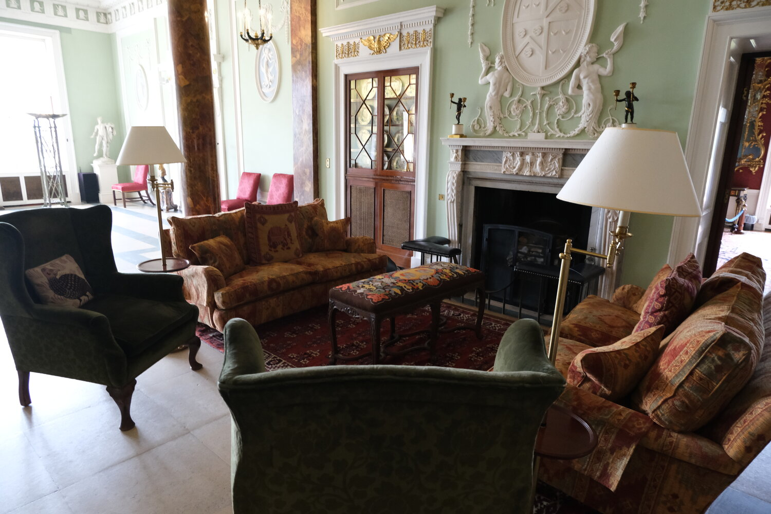 Sledmere House and gardens