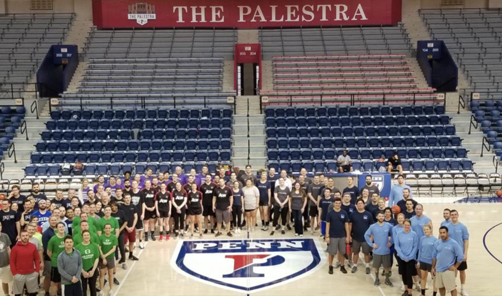 Chubb 4 Basketball Tournament Raises $5,000 for the Toby Merrill Scholarship -