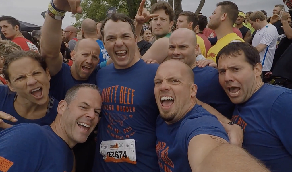 The Philly Tough Mudder -