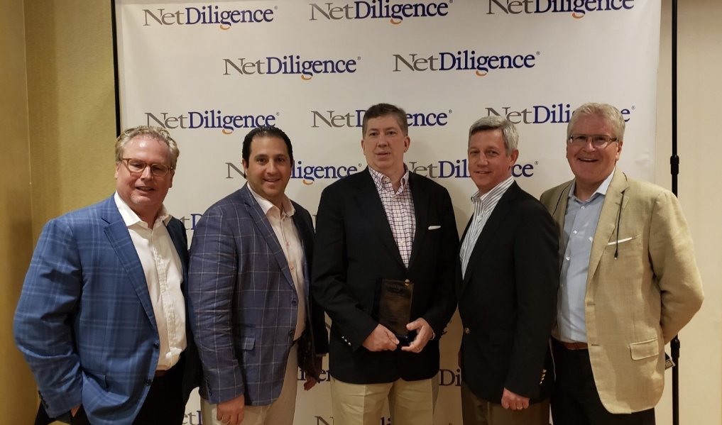 June 2019: Net Diligence Announces Bob Parisi for the Toby Merrill Award for Excellence -