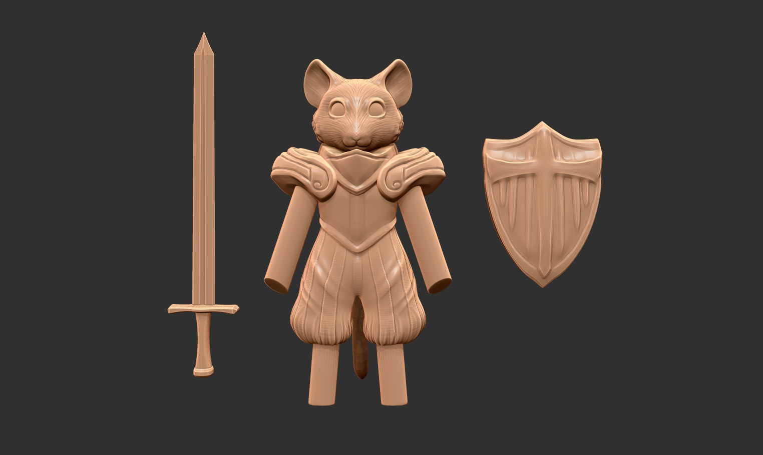 Starting Point - Time to make some armor!